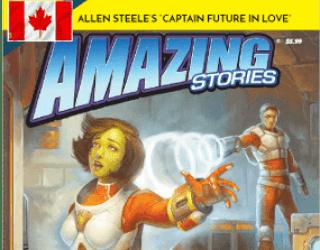 CANADIAN DEBUT!  Amazing Stories in Toronto