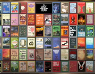 PBS Top 100 Reads and a Small Bit of Analysis