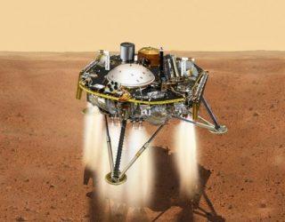 Watch Online | Landing – NASA's InSight Mars Lander