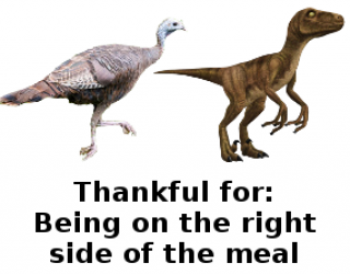 Happy Thanksgiving From All of Us At Amazing Stories