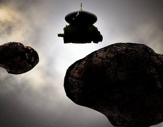Something Weird Is Going on With New Horizons' Next Target