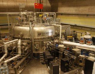 China Develops 'Artificial Sun' That Reaches 100 Million Degrees Celsius