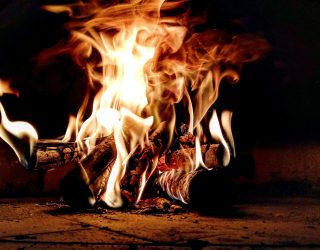 Modern Myth and Meaning: The Yule Log Lady