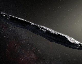 'Oumuamua Isn't Alone: 4 Interstellar Objects Identified in Solar System