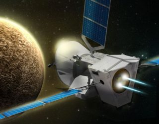 The Most Powerful Ion Drive Ever is About to Blast a Spacecraft to Mercury