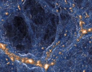 Fossil Cloud From Big Bang Is Found By Astronomers