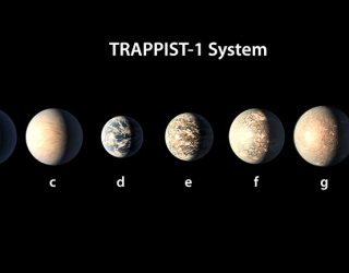 One of the planets around TRAPPIST-1 may have an ocean