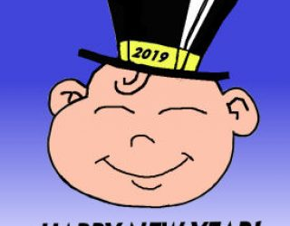 HAPPY 2019 – ALL 2018 COLUMNS LISTED
