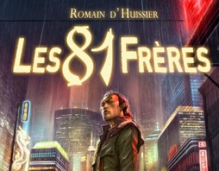 Les chroniques de l'étrange de Romain D'Huissier