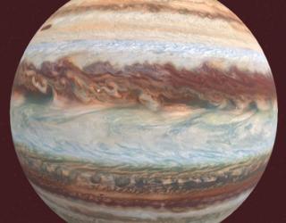 Solar System Tour – Jupiter