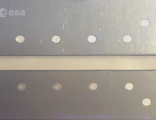 Europe's Space Station Module Has Hundreds of Tiny Dents from 'Marauding' Debris | Space