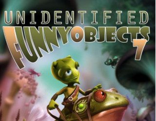 Review: Unidentified Funny Objects 7