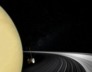 Saturn Didn't Always Have Rings, Says New Analysis of Cassini Data   Digital Trends