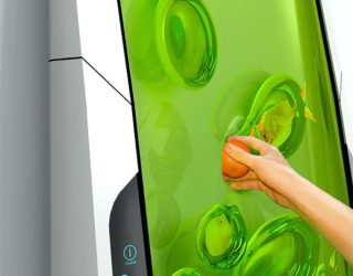 Zero-energy Bio Refrigerator cools your food with future gel