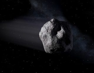 A Massive Asteroid Just Came Awfully Close to Earth