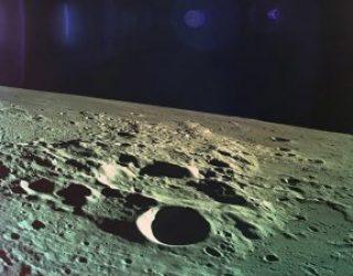 Israel's Moon probe snaps a final photo before crashing