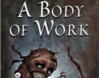 """Clubhouse Reviews: Neo-opsis Magazine #29 and """"A Body of Work"""" by Colleen Anderson"""