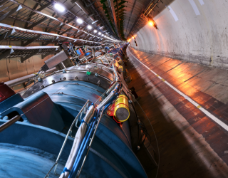 When the Large Hadron Collider Turns on, It May Trap Dark Matter