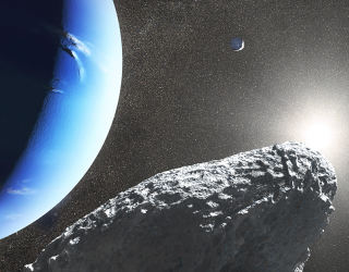 "Meet Hippocamp, ""The Moon That Shouldn't Be There"""