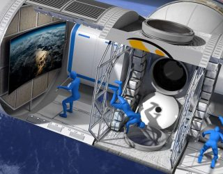 """Upcoming Space Hotel to Be """"Like a Small Cruise Ship"""""""