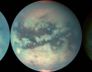 The World of Titan: Saturn's Earth Moon!