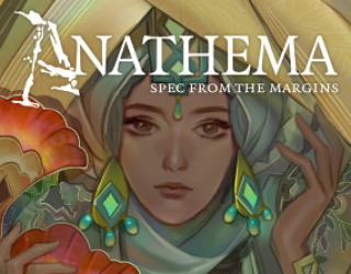 CLUBHOUSE: Review: Anathema Magazine issue 7