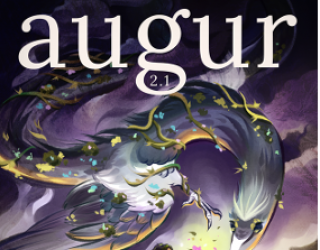 CLUBHOUSE: Review: Augur Magazine #4 V2.1