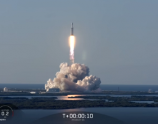 "SpaceX Launches Falcon Heavy, Lands Three ""Cores"""