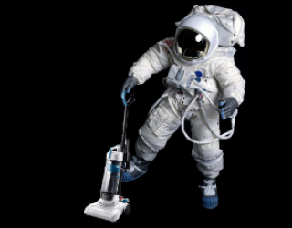 Miniature space janitors to sweep up orbiting debris / Boing Boing