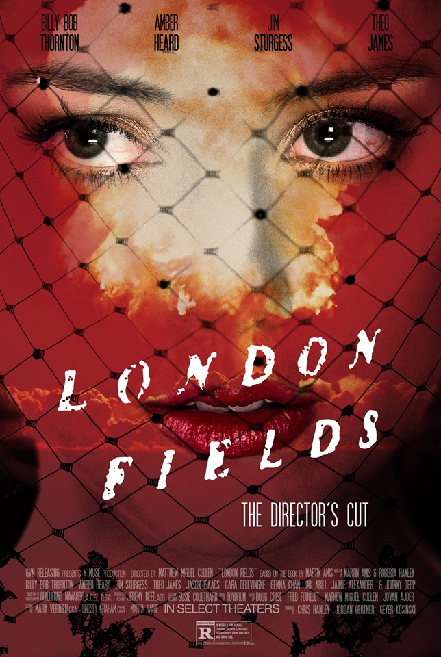 London Fields poster