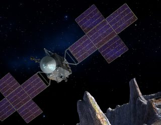 News | NASA's Psyche Mission Has a Metal World in Its Sights