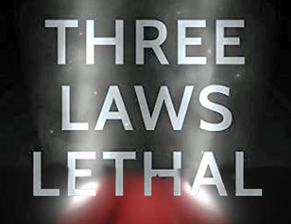 Three Laws Lethal by David Walton