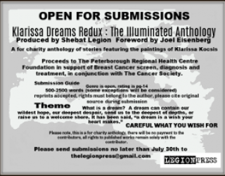 Klarissa Dreams Redux: The Illuminated Anthology