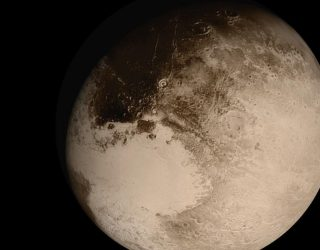 Eruption of Ice Volcano Threw Liquid Water Over Frozen Surface of Pluto | Digital Trends