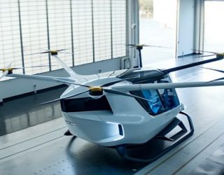 """Look to The """"Skai"""": The Future of Flying Vehicles is Here"""