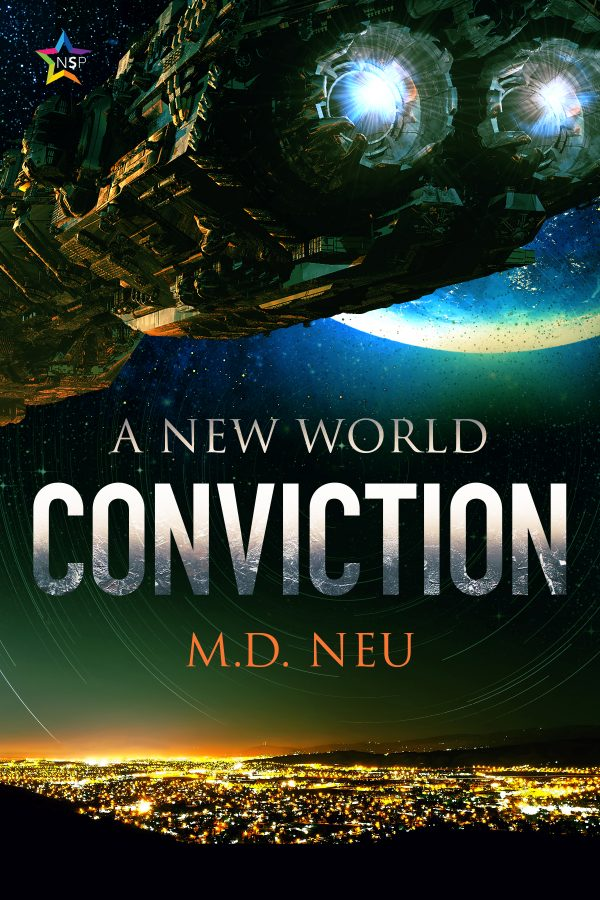 Conviction - M.D. Neu - A New World