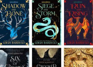 Grishaverse Books Leigh Bardugo