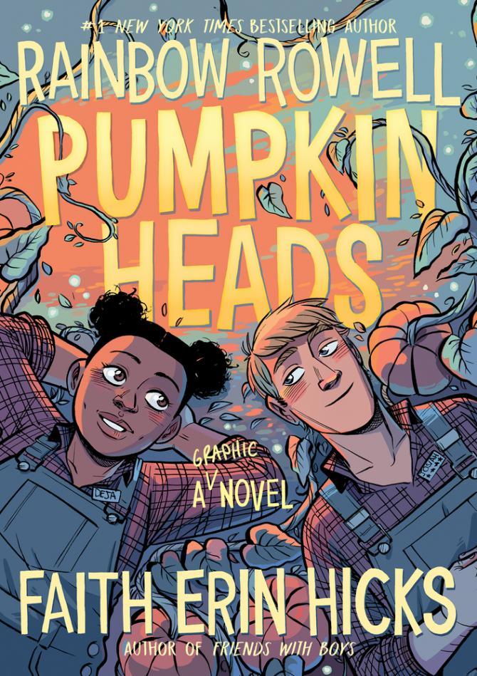 Pumpkinheads by Rainbow Rowell & Faith Erin Hicks