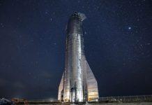Starship MK1 - SpaceX