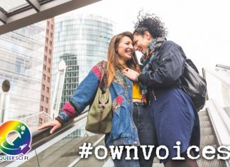 Ownvoices - lesbian