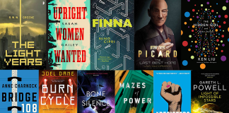 Science Fiction Books to Look for this February