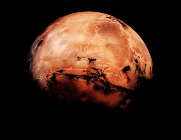 Mars - NASA