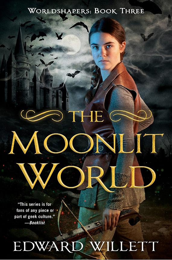 Figure 1 - Moonlit World Cover by Juliana Kolesova