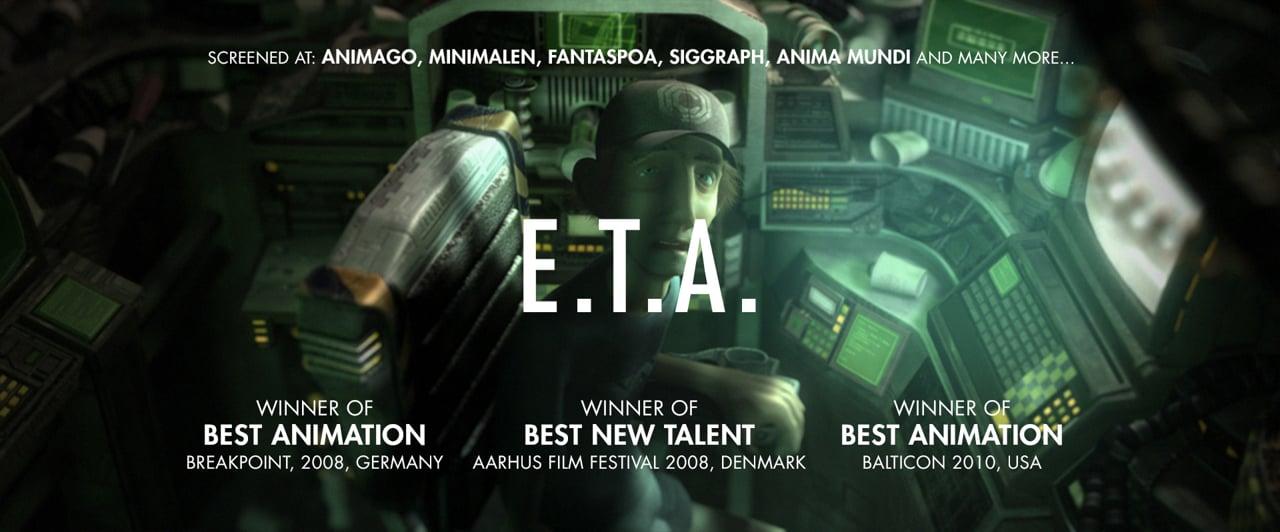 E.T.A. - Scifi Short Film
