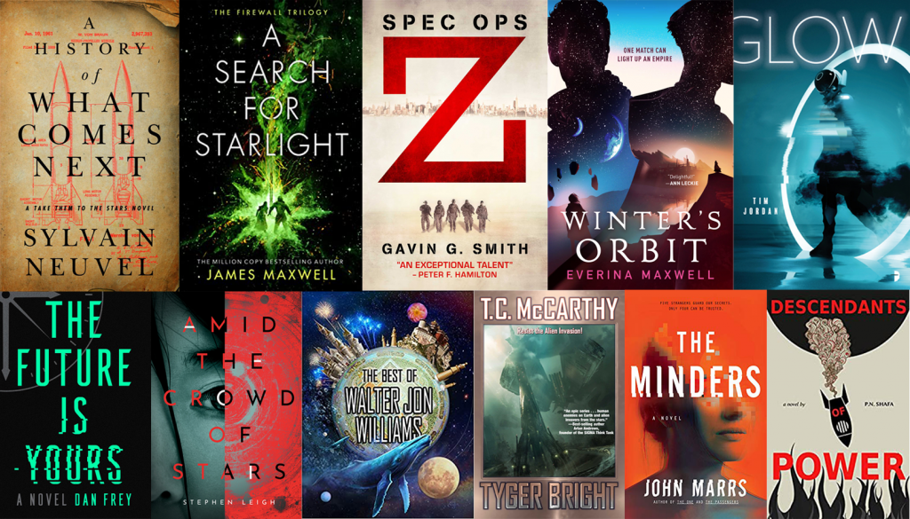 Science Fiction to Look for February 2021 - Amazing Stories