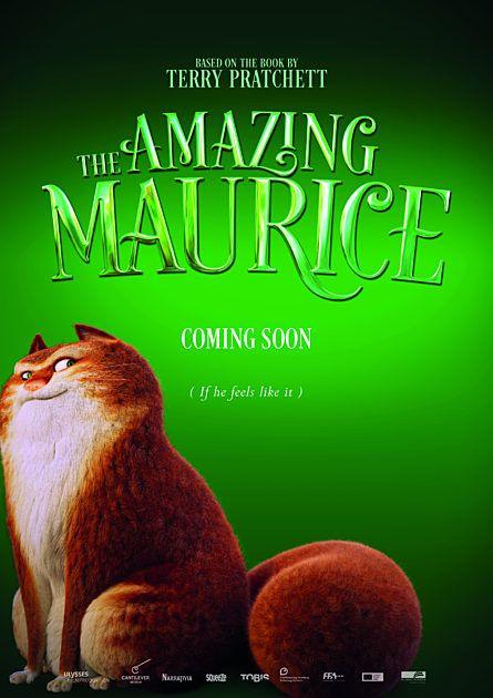 The Amazing Maurice (Film, 2022) - MovieMeter.nl