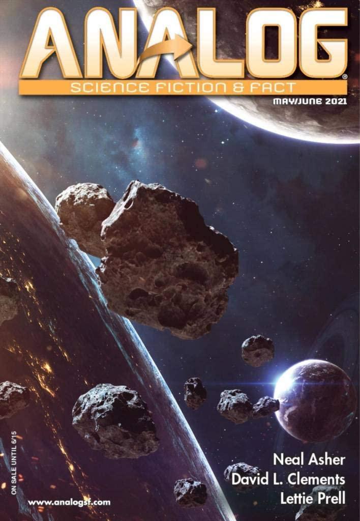 Analog Science Fiction & Fact: Amazon.com: Magazines