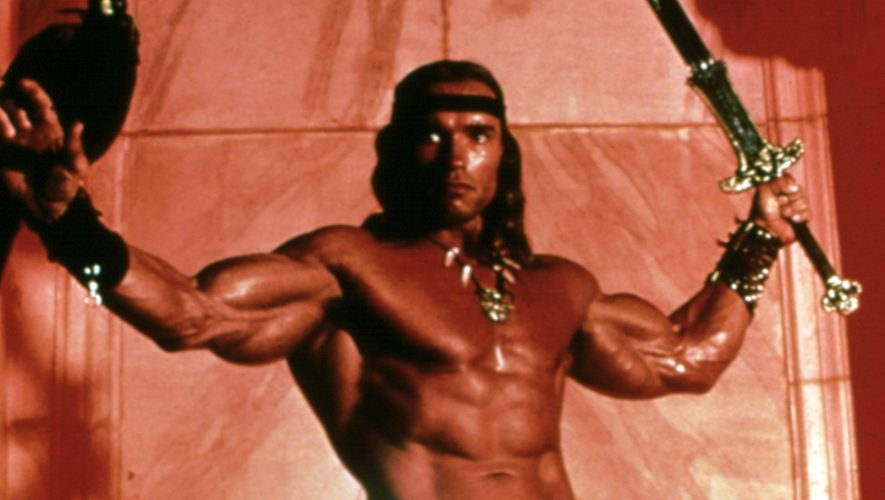 Conan The Barbarian TV Series In Works At Netflix – Deadline